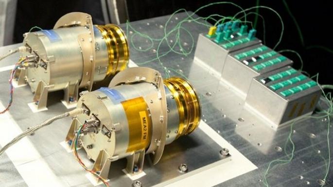 Instruments MEA sur l'Orbiteur MMO de Bepicolombo