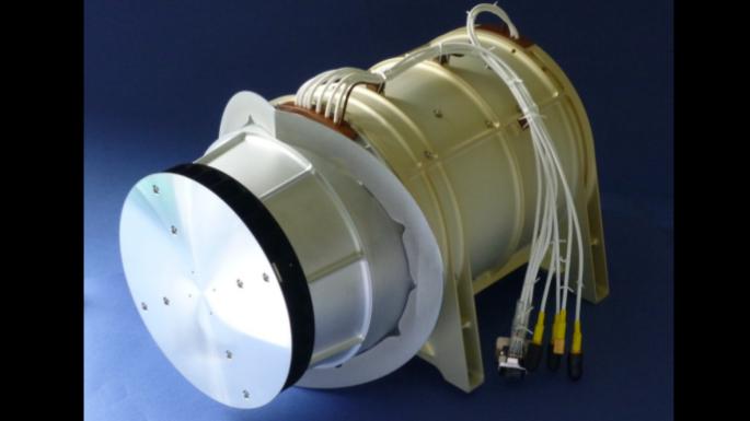 Instrument MIA sur l'orbiteur MMO de Bepicolombo