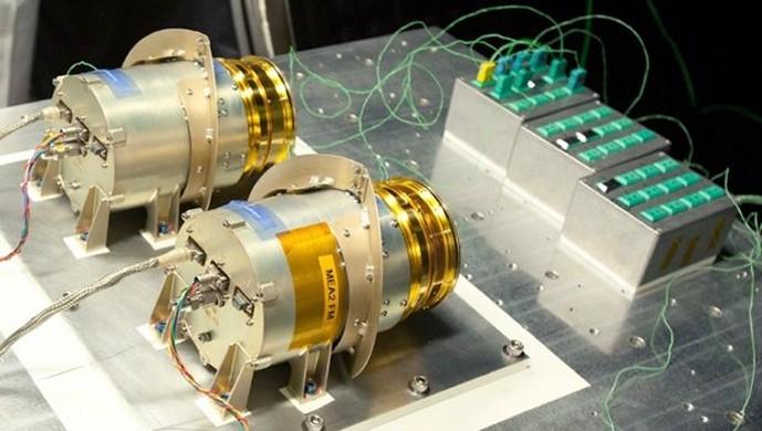 Instrument MSA sur l'orbiteur MMO de Bepicolombo