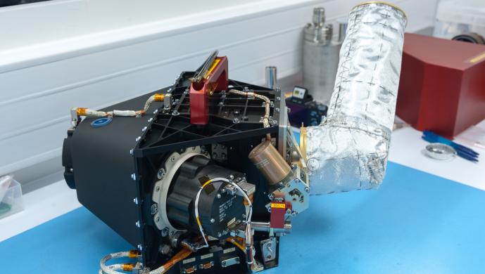 Instrument More sur l'orbiteur MPO de Bepicolombo